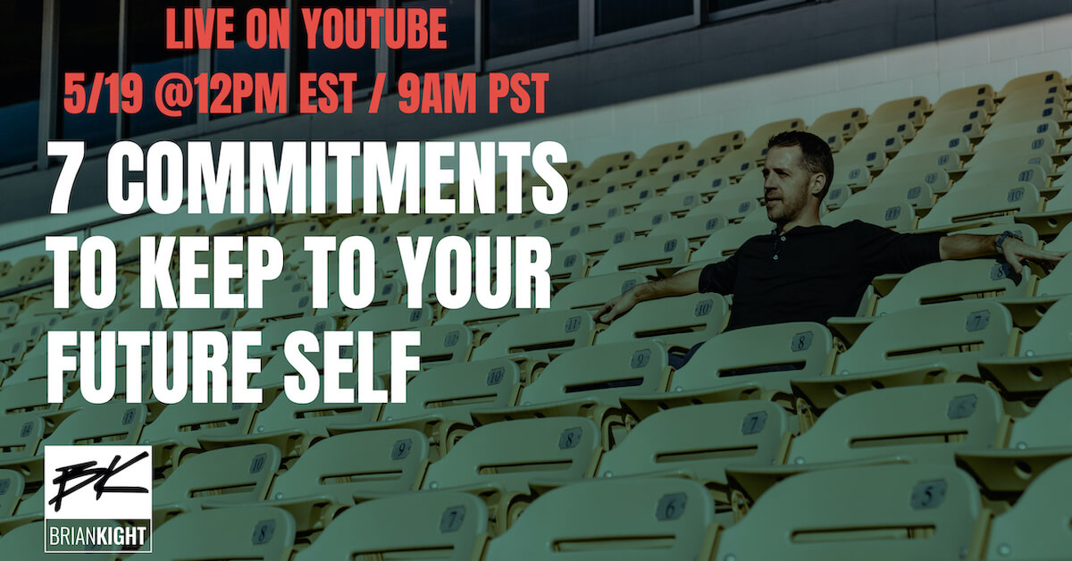 7 commitments to keep to your future self