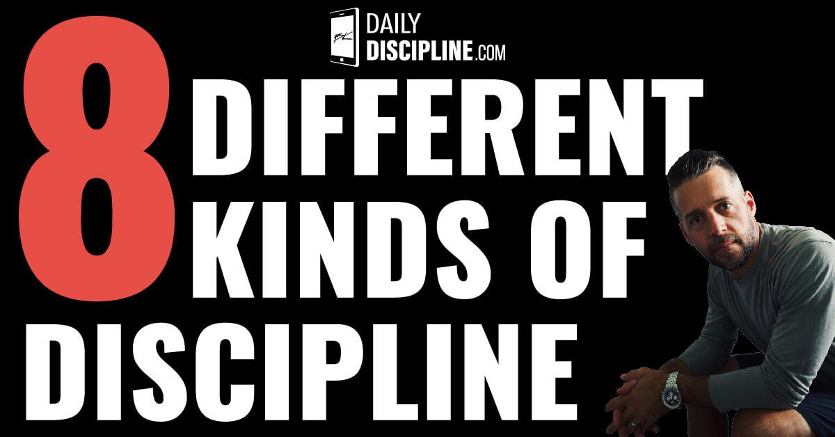 8 Different Kinds of Discipline