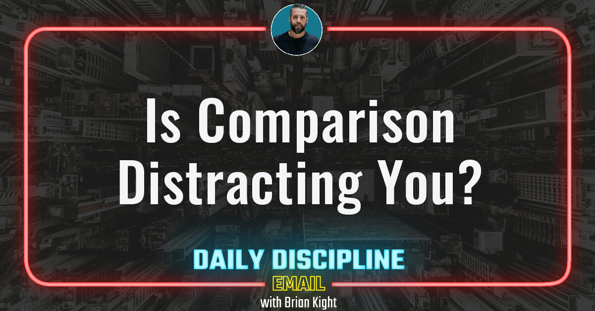 Is Comparison Distracting You?